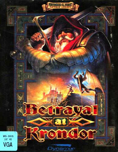BETRAYAL AT KRONDOR +1Clk Windows 10 8 7 Vista XP Install