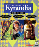 LEGEND OF KYRANDIA BOOKS 1 2 3 +1Clk Windows 10 8 7 Vista XP Install