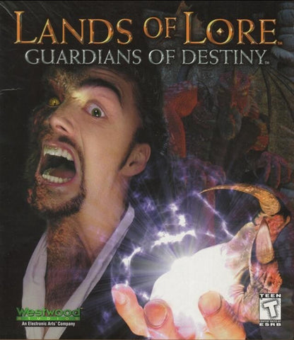 LANDS OF LORE 2 +1Clk Windows 10 8 7 Vista XP Install