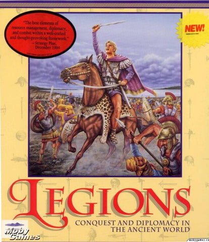 LEGIONS CONQUEST & DIPLOMACY +1Clk Windows 10 8 7 Vista XP Install