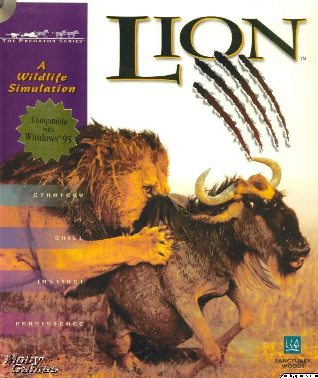 LION: WILDLIFE SIMULATOR +1Clk Windows 10 8 7 Vista XP Install