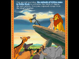 THE LION KING ANIMATED STORYBOOK +1Clk Windows 10 8 7 Vista XP Install