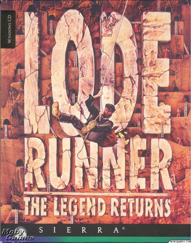 LODE RUNNER THE LEGEND RETURNS +1Clk Macintosh OSX Install