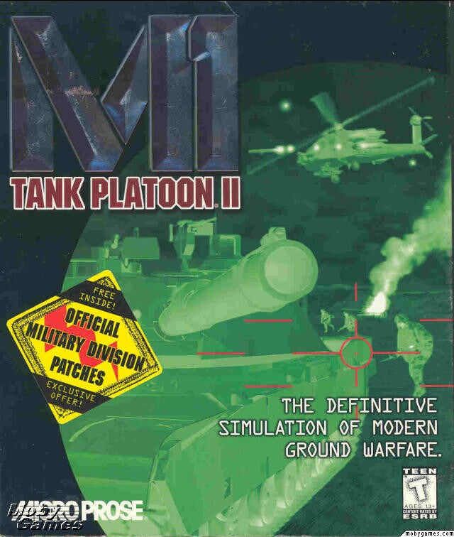 M1 TANK PLATOON II +1Clk Windows 10 8 7 Vista XP Install