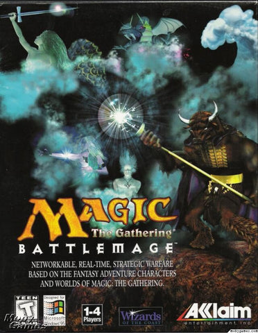 MAGIC THE GATHERING: BATTLEMAGE +1Clk Windows 10 8 7 Vista XP Install