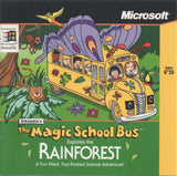 THE MAGIC SCHOOL BUS EXPLORES THE RAINFOREST +1Clk Windows 10 8 7 Vista XP Install