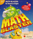 MATH BLASTER IN SEARCH OF SPOT +1Clk Macintosh OSX Install