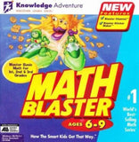 MEGA MATH BLASTER AGES 6-9 +1Clk Windows 10 8 7 Vista XP Install