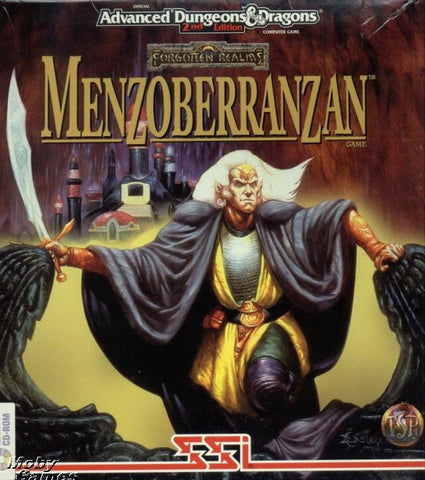 AD&D MENZOBERRANZAN +1Clk Windows 10 8 7 Vista XP Install