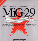 MiG-29: DEADLY ADVERSARY OF FALCON 3 +1Clk Windows 10 8 7 Vista XP Install