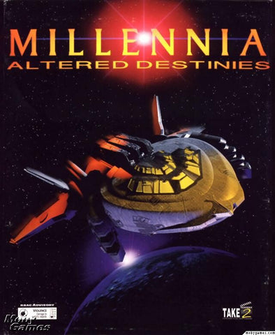MILLENNIA ALTERED DESTINIES +1Clk Windows 10 8 7 Vista XP Install