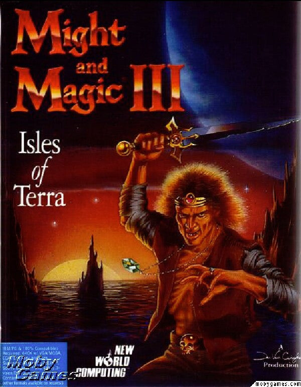 MIGHT & MAGIC III ISLES OF TERRA +1Clk Windows 10 8 7 Vista XP Install