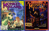 MONKEY ISLAND MADNESS 1 & 2 +1Clk Windows 10 8 7 Vista XP Install