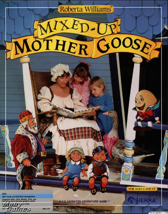 MIXED-UP MOTHER GOOSE SIERRA +1Clk Windows 10 8 7 Vista XP Install