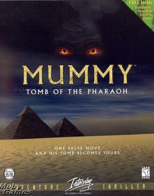 MUMMY TOMB OF THE PHARAOH +1Clk Windows 10 8 7 Vista XP Install