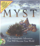 MYST 1993 ORIGINAL +1Clk Windows 10 8 7 Vista XP Install
