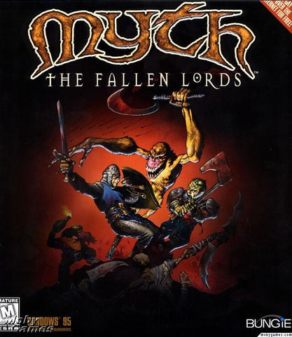 MYTH THE FALLEN LORDS +1Clk Windows 10 8 7 Vista XP Install
