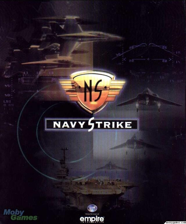 NAVY STRIKE AKA NS CARRIER STRIKE FORCE +1Clk Windows 10 8 7 Vista XP Install