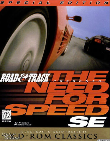 THE NEED FOR SPEED SE +1Clk Windows 10 8 7 Vista XP Install