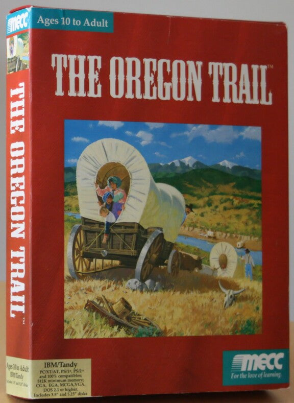 THE OREGON TRAIL 1990 +1Clk Macintosh OSX Install