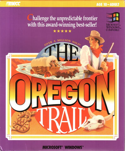 THE OREGON TRAIL DELUXE 1992 +1Clk Macintosh OSX Install