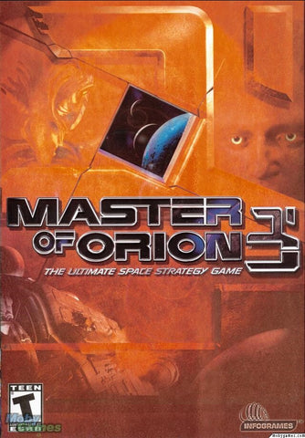 MASTER OF ORION 3 +1Clk Windows 10 8 7 Vista XP Install