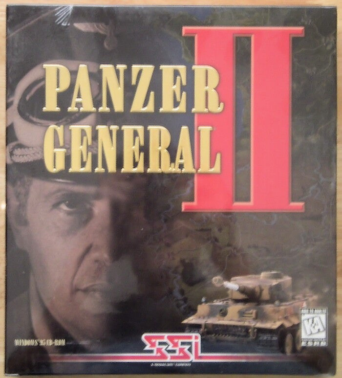 PANZER GENERAL II +1Clk Windows 10 8 7 Vista XP Install