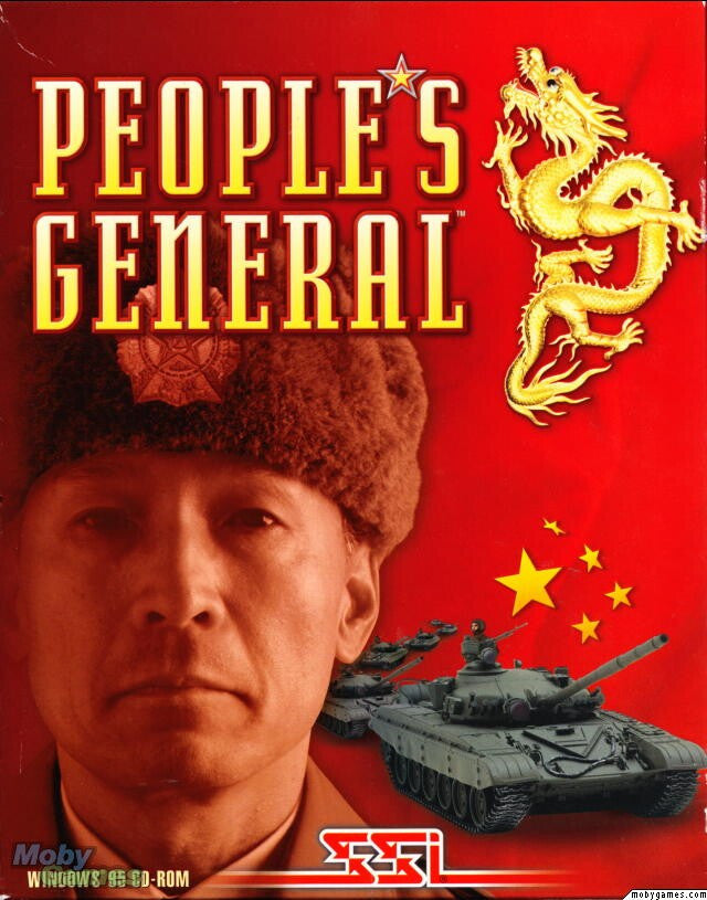 PEOPLE'S GENERAL +1Clk Windows 10 8 7 Vista XP Install
