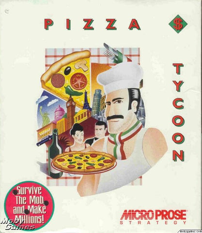 PIZZA TYCOON +1Clk Windows 10 8 7 Vista XP Install