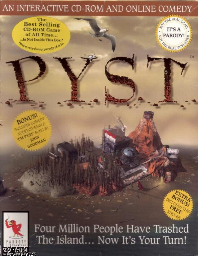 PYST P.Y.S.T. +1Clk Windows 10 8 7 Vista XP Install