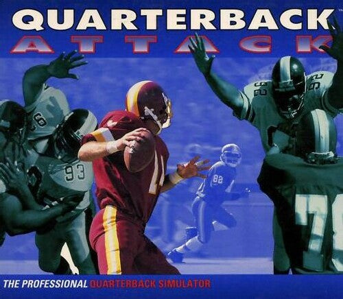 QUARTERBACK ATTACK SIMULATOR MIKE DITKA +1Clk Windows 10 8 7 Vista XP Install