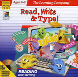 READ, WRITE & TYPE PC GAME 1995 TLC +1Clk Windows 10 8 7 Vista XP Install