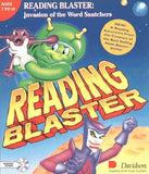 READING BLASTER INVASION OF THE WORD SNATCHERS +1Clk Windows 10 8 7 Vista XP Install