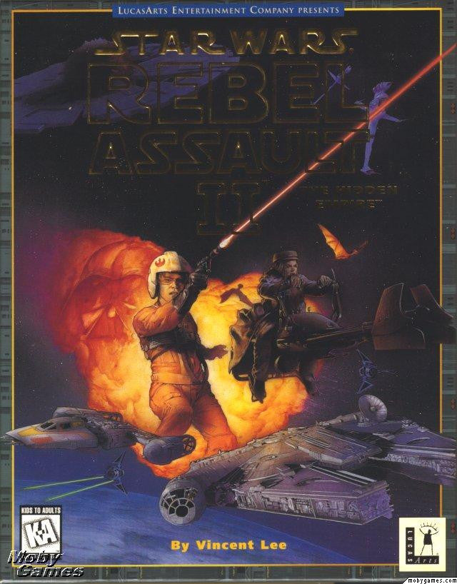 STAR WARS REBEL ASSAULT 2 +1Clk Windows 10 8 7 Vista XP Install