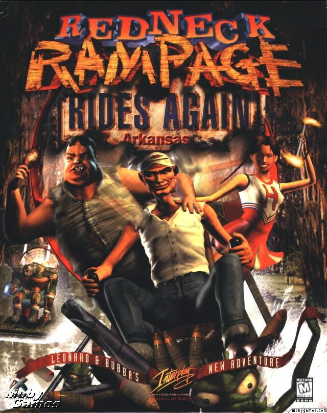 REDNECK RAMPAGE RIDES AGAIN +1Clk Windows 10 8 7 Vista XP Install