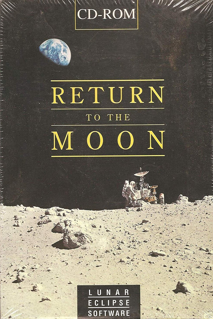 RETURN TO THE MOON 1994 PC GAME +1Clk Windows 10 8 7 Vista XP Install
