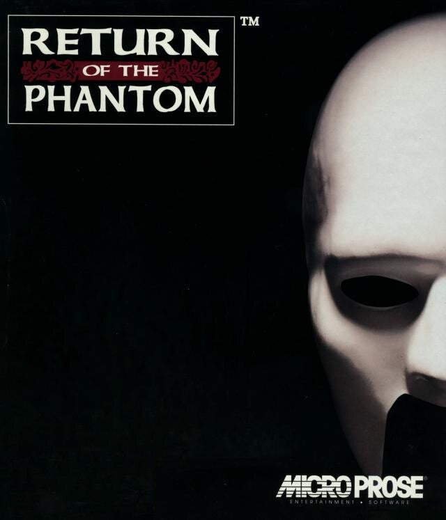 RETURN OF THE PHANTOM PC GAME+1Clk Windows 10 8 7 Vista XP Install