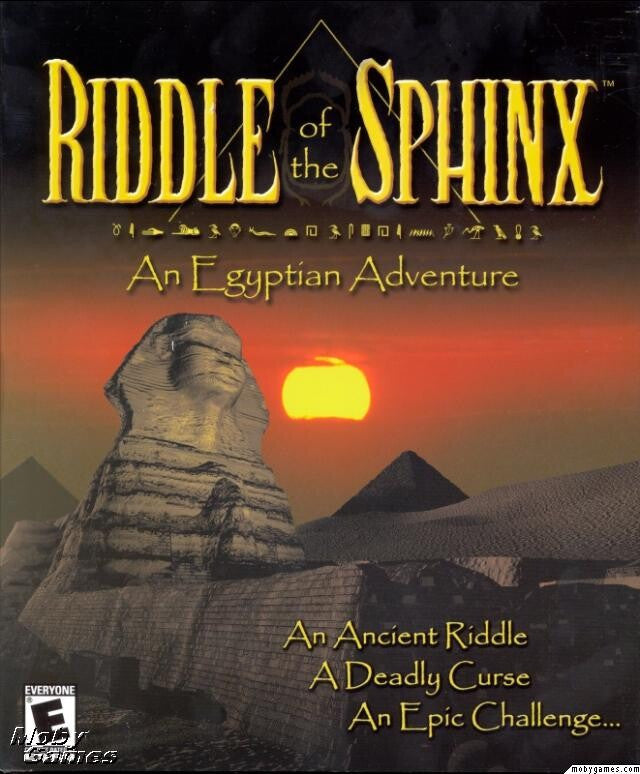 RIDDLE OF THE SPHINX +1Clk Windows 10 8 7 Vista XP Install