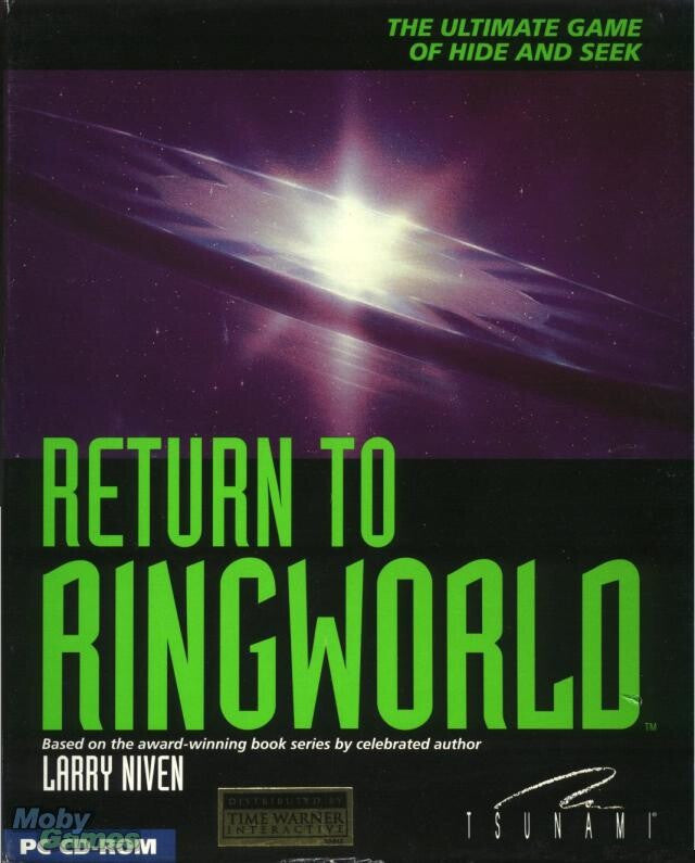 RETURN TO RINGWORLD PC GAME+1Clk Windows 10 8 7 Vista XP Install