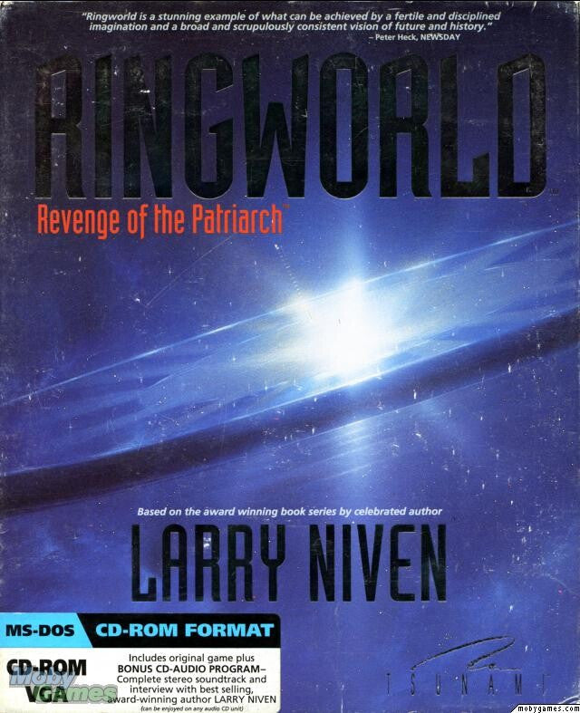 RINGWORLD PC GAME+1Clk Windows 10 8 7 Vista XP Install