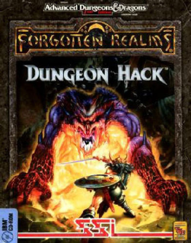 AD&D DUNGEON HACK +1Clk Windows 10 8 7 Vista XP Install