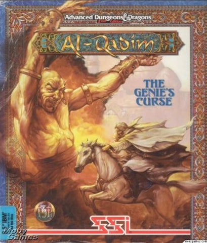 AD&D AL-QADIM THE GENIE'S CURSE +1Clk Windows 10 8 7 Vista XP Install