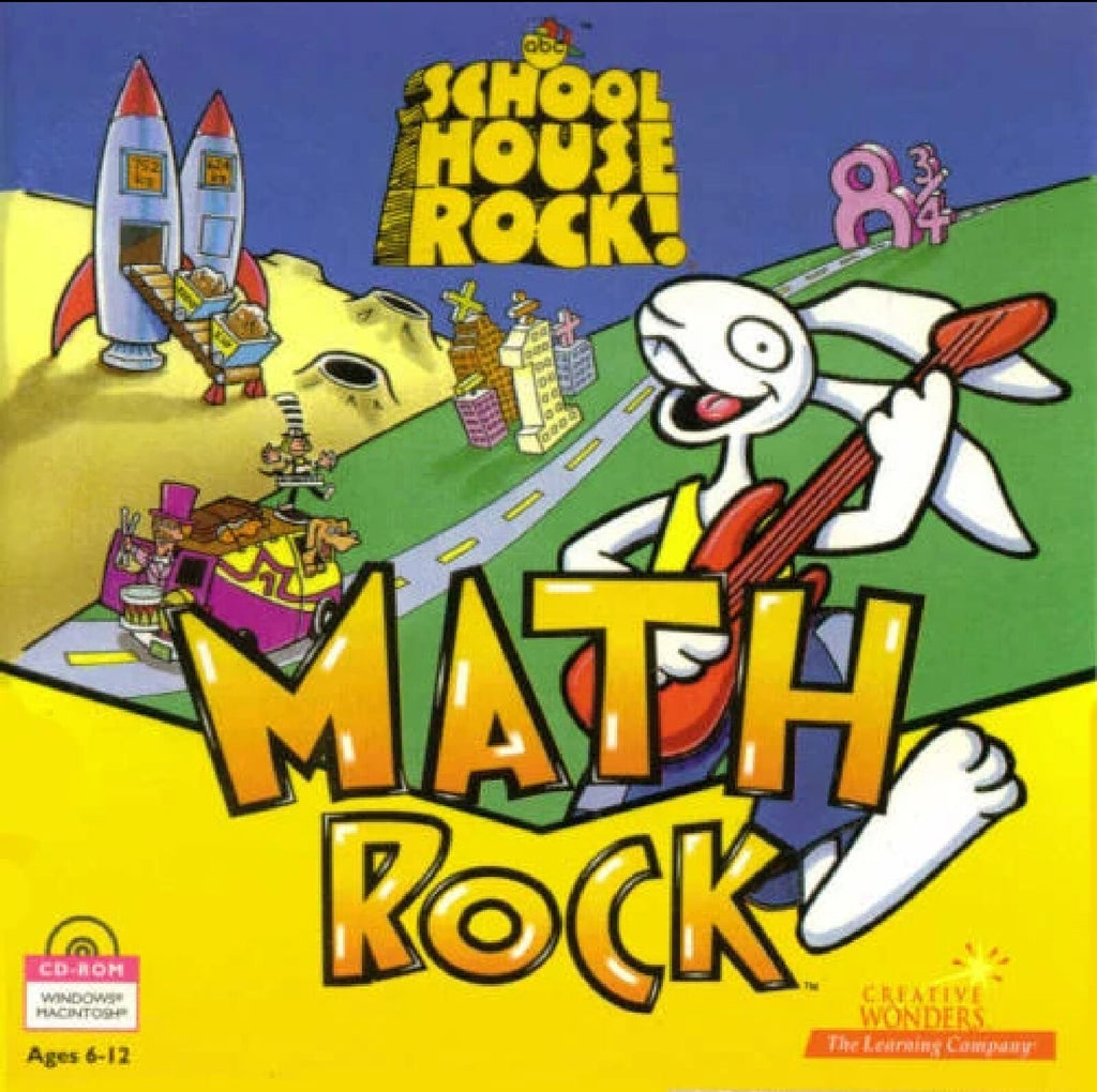 SCHOOLHOUSE MATH ROCK +1Clk Windows 10 8 7 Vista XP Install