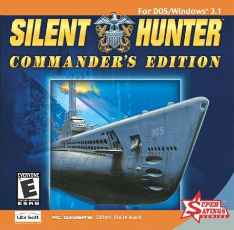 SILENT HUNTER & THREE PATROL PACKS +1Clk Macintosh OSX Install