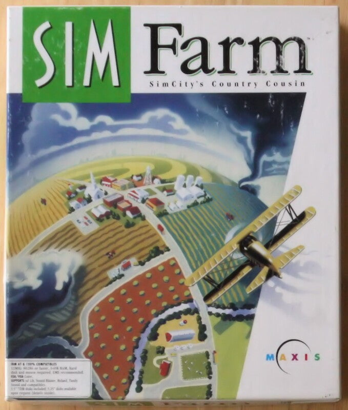 SIM FARM +1Clk Windows 10 8 7 Vista XP Install