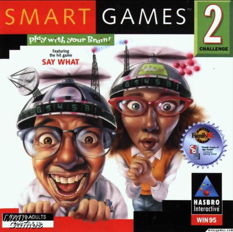 SMART GAMES PUZZLE CHALLENGE 2 +1Clk Windows 10 8 7 Vista XP Install