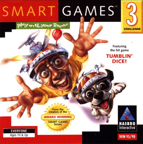 SMART GAMES PUZZLE CHALLENGE 3 +1Clk Windows 10 8 7 Vista XP Install
