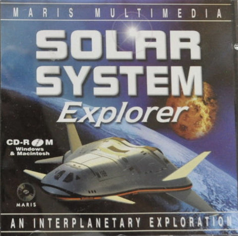 SOLAR SYSTEM EXPLORER MARIS 1996 +1Clk Windows 10 8 7 Vista XP Install
