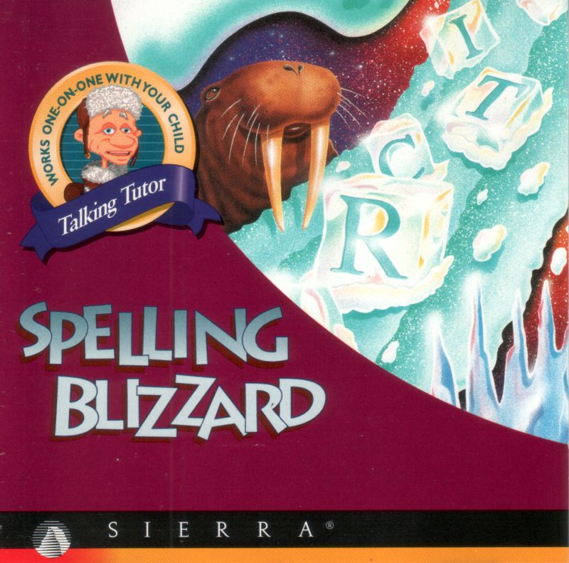 SPELLING BLIZZARD (JUNGLE SEQUEL) +1Clk Windows 10 8 7 Vista XP Install