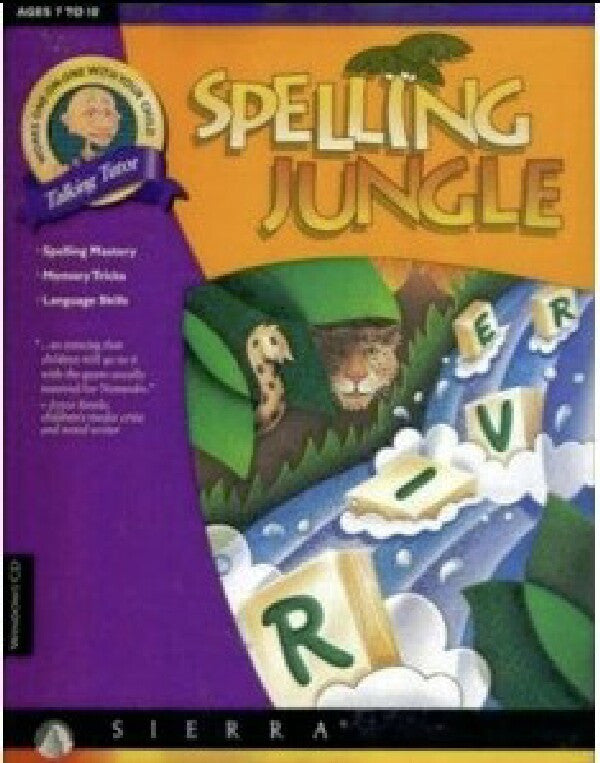 SPELLING JUNGLE YOBI'S MAGIC TRICKS +1Clk Macintosh OSX Install